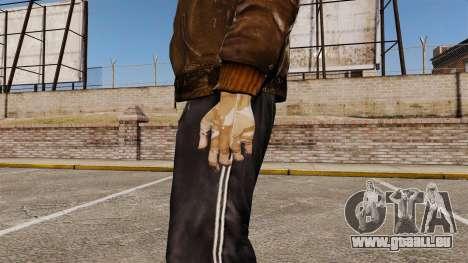 Handschuhe für GTA 4 dritte Screenshot