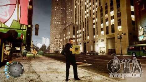 Big City Life Skript v0. 2 für GTA 4
