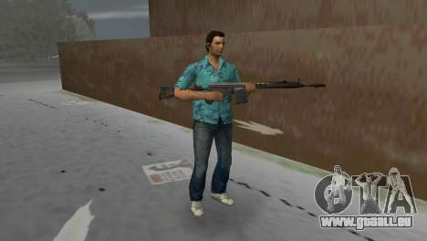 H&K G3A3 für GTA Vice City zweiten Screenshot