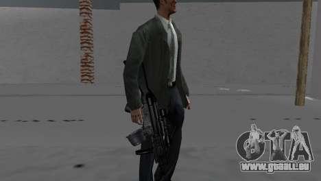 Custom MP5 für GTA Vice City fünften Screenshot