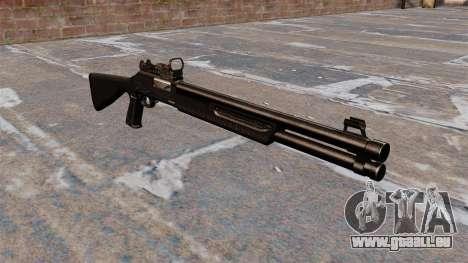 Tactique fusil de chasse Fabarm SDASS Forces Pro pour GTA 4