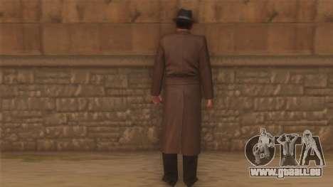 Sam von der mafia für GTA San Andreas zweiten Screenshot