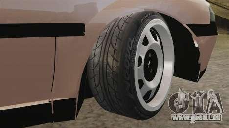 Volkswagen Saveiro G3 SuperSurf pour GTA 4 est un côté