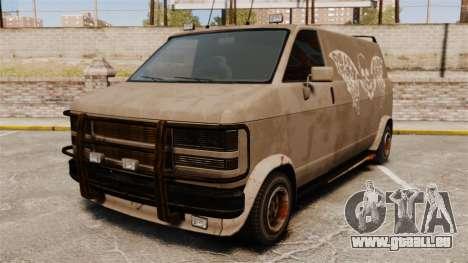 GTA IV TLAD Gang Burrito für GTA 4