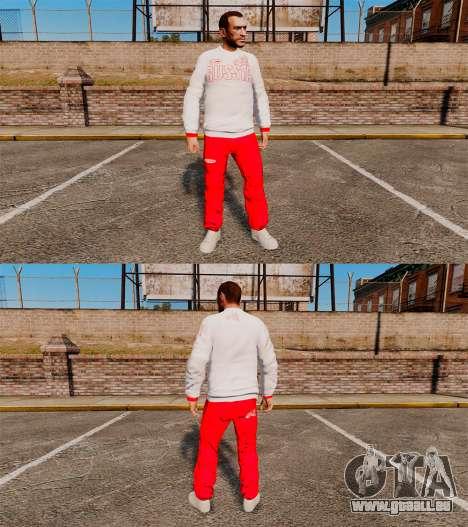 Vêtements-Bosco Sport- pour GTA 4 quatrième écran