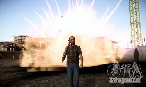 Lester de GTA V pour GTA San Andreas troisième écran