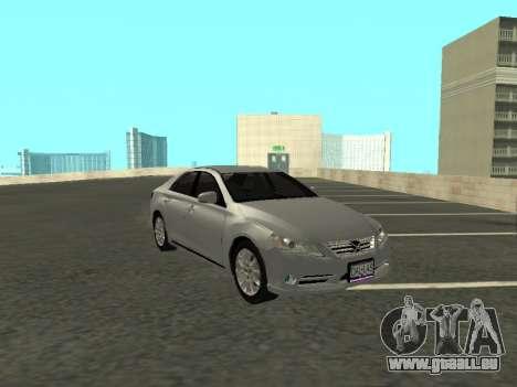 Toyota Mark X für GTA San Andreas