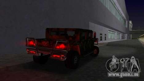 Russische Patriot Textur für GTA Vice City linke Ansicht