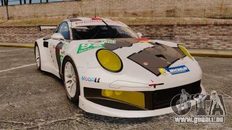 Porsche 911 (991) RSR für GTA 4