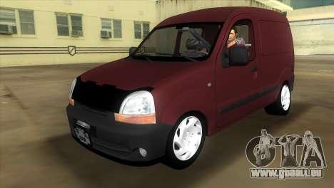Renault Kangoo für GTA Vice City