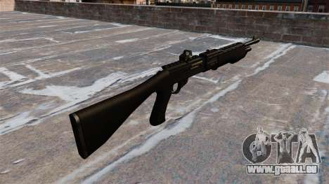 Tactique fusil de chasse Franchi SPAS-12 pour GTA 4 secondes d'écran