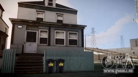Direct Graphics pour GTA 4 septième écran