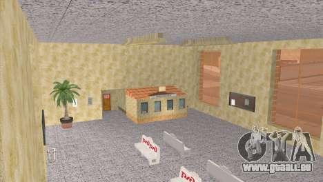 Bahnhof in San Fierro für GTA San Andreas fünften Screenshot