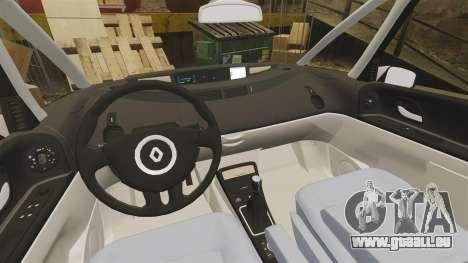 Renault Espace IV Initiale v1.1 für GTA 4 Innenansicht