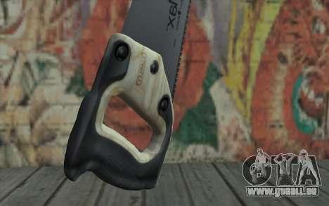 Holzsäge für GTA San Andreas her Screenshot