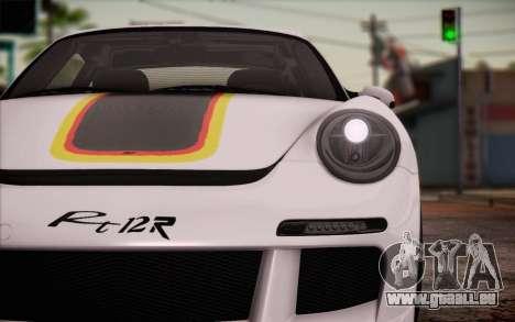 RUF RT12R für GTA San Andreas