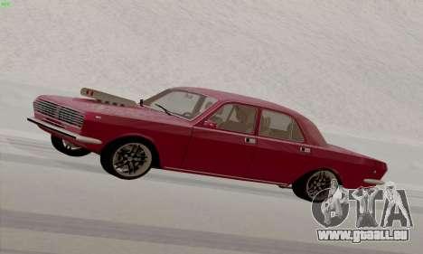 GAZ Volga 2410 Hot Road pour GTA San Andreas laissé vue
