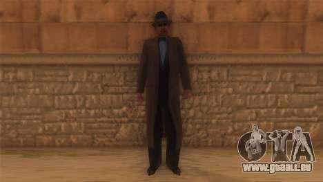 Sam von der mafia für GTA San Andreas