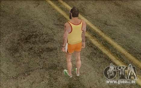 Trevor Phillips pour GTA San Andreas troisième écran