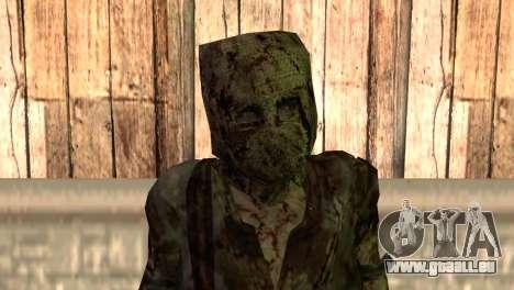 Dr. Salvador für GTA San Andreas dritten Screenshot
