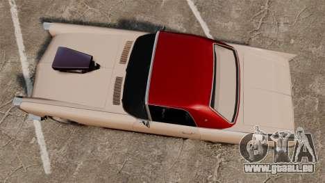 Peyote 1950 für GTA 4 rechte Ansicht