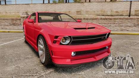 GTA V Vapid Dominator 450cui Supercharged pour GTA 4