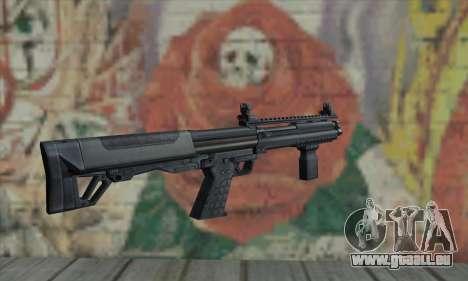 KSG12 für GTA San Andreas zweiten Screenshot