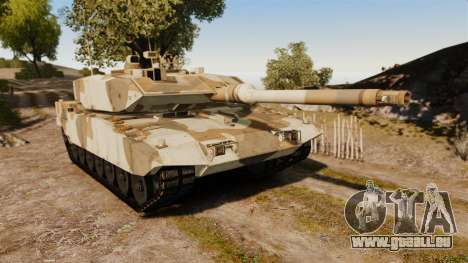 Leopard 2A7 für GTA 4