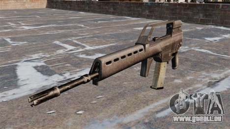 Fusil d'assaut HK G36 pour GTA 4