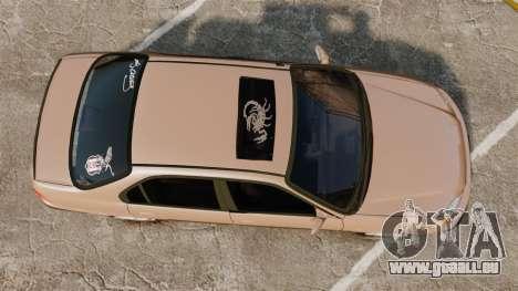 Honda Civic pour GTA 4 est un droit