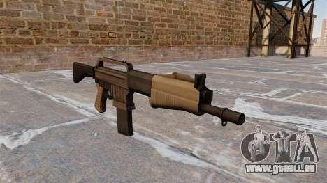 Flinte Franchi SPAS-15 für GTA 4