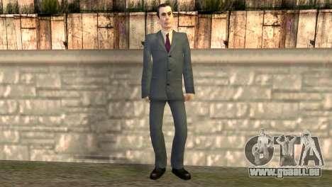 JI-man de Half-Life 2 pour GTA San Andreas