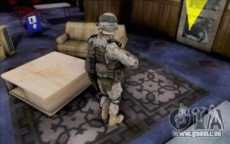David Montes für GTA San Andreas zweiten Screenshot