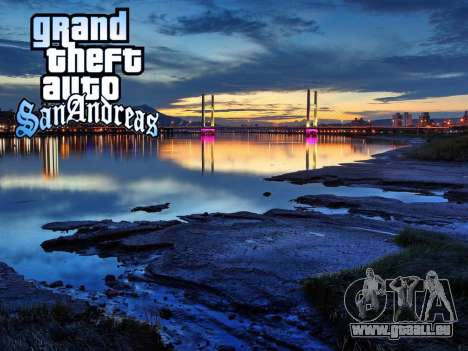 Loadscreens New-York pour GTA San Andreas douzième écran