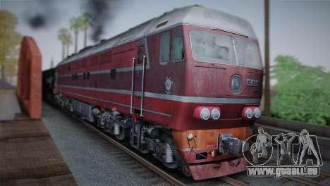 Tep80-0002 für GTA San Andreas rechten Ansicht