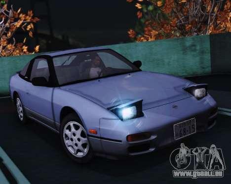 Nissan 240SX S13 v1.0 für GTA San Andreas