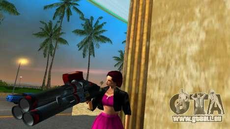 Rocket Launcher UT2003 pour GTA Vice City