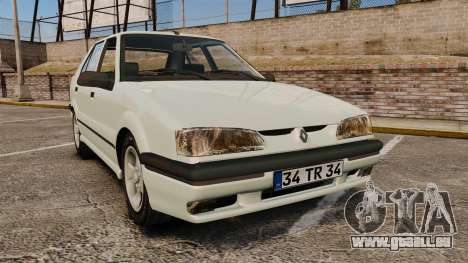 Renault 19 Europa pour GTA 4