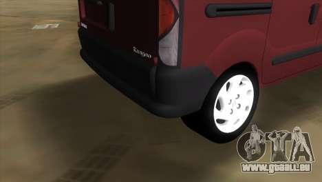 Renault Kangoo für GTA Vice City rechten Ansicht