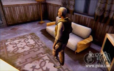 Eli von Half Life 2 für GTA San Andreas dritten Screenshot
