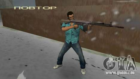H&K G3A3 für GTA Vice City