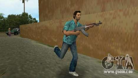 Type-56 pour le quatrième écran GTA Vice City