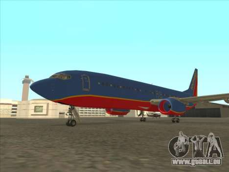 Boeing 737 Southwest Airlines pour GTA San Andreas