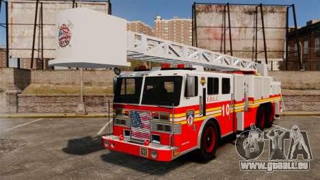 Fire Ladder v1.3 [ELS] für GTA 4