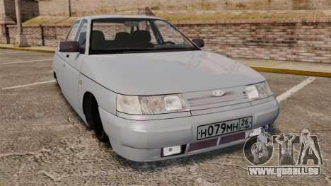 Vaz-2110 pour GTA 4