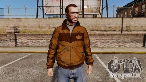 Olimpijka-Adidas Originals Nizza-D pour GTA 4