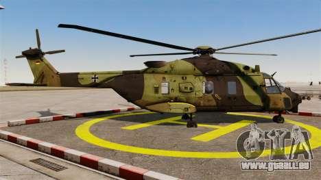 Eurocopter NHIndustries NH90 [EPM] für GTA 4 linke Ansicht