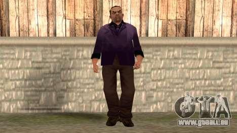 Toni Cipriani pour GTA San Andreas