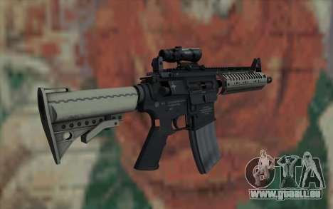 VLTOR SBR 5.56 ACOG Sight für GTA San Andreas zweiten Screenshot