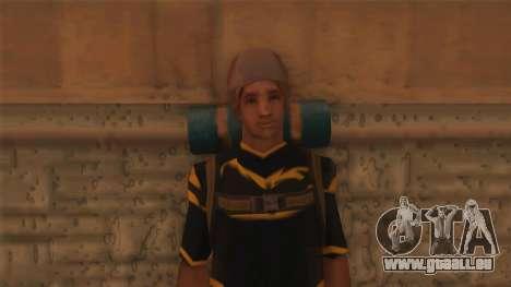 Baby für GTA San Andreas dritten Screenshot